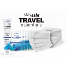Staysafe Travel Essentials Set